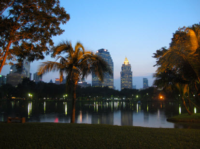 Lumphini park si lom - travel advice and trip info - Free World Travel Guide