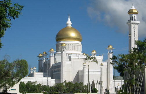 Landmarks In Brunei
