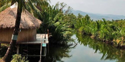 Kampot Ganesh Resort Cambodia