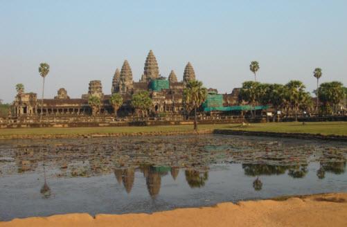 Asia Intro Angkor Wat Cambodia travel info