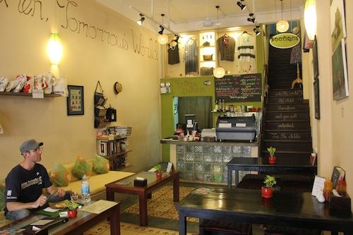 Joe To Go Restaurant In Siem Reap Cambodia