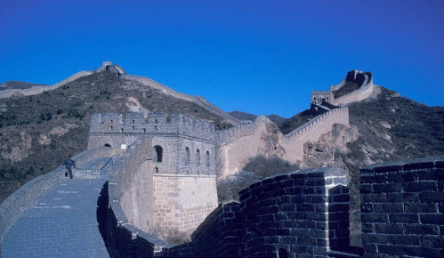 Great wall of China travel info and travel advice