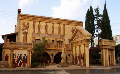 Hotels and lodging in paphos cyprus hotel guide for Boutique hotels cyprus