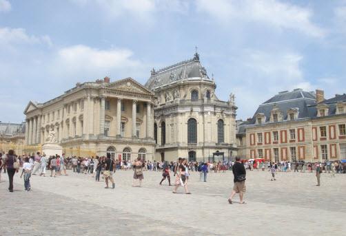 Versailles Paris Inside Versailles Palace in Paris
