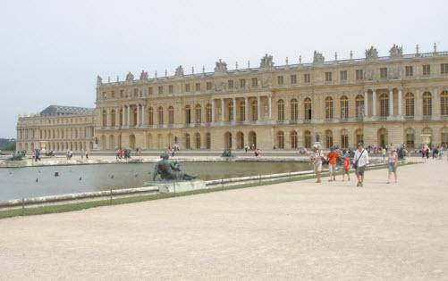 Versailles Paris Inside Versailles Palace Near Paris