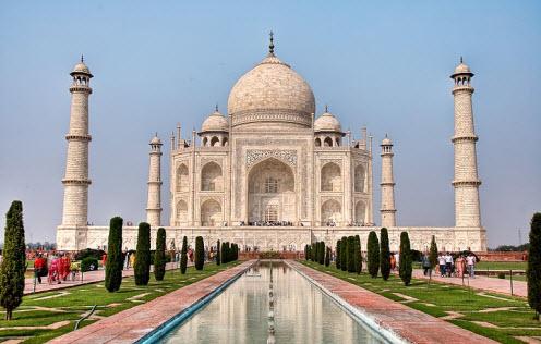India Taj Mahal Agra - Trip info, travel advice