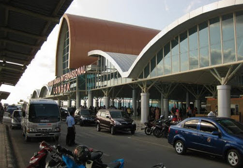 The New Airport on Lombok