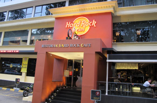 Hard Rock Cafe Curacao