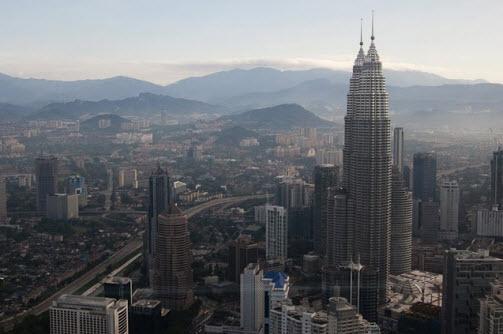 Kuala Lumpur skylina