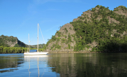 Langkawi Mangrove forrest and Karst Mountains - Travel Guide