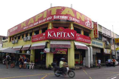 Kapitan Traditional Penang Food