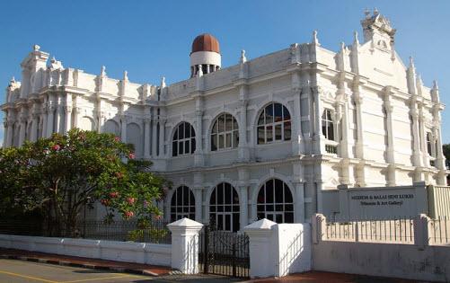 Penang State Museum in Georgetown