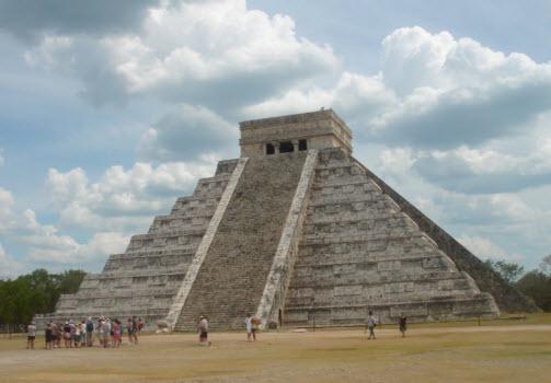 Chizchen Itza Yucatan Mexico - Travel Info and Travel Advice