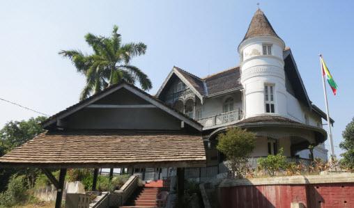 Image result for Bogyoke Aung San Museum