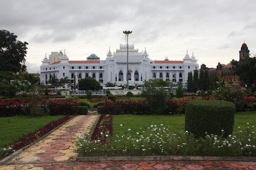 Myanmar Yangon City