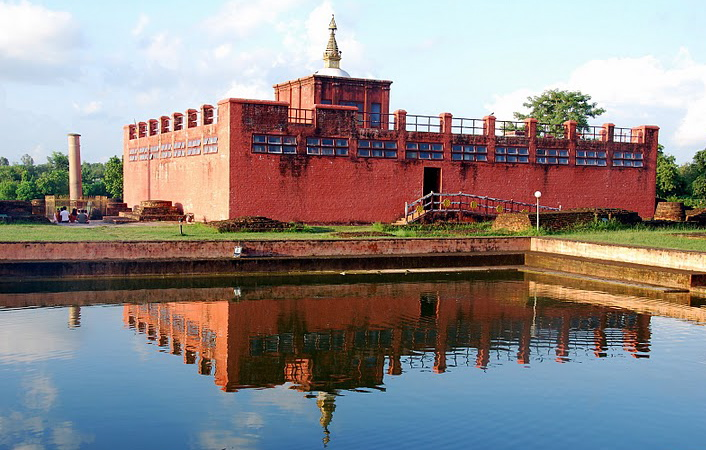 Lumbini the birthplace of Lord Buddha