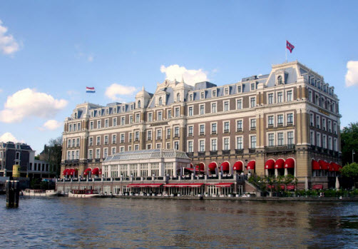 Hotels and guesthouses in amsterdam the netherlands - Amstel hotel amsterdam ...