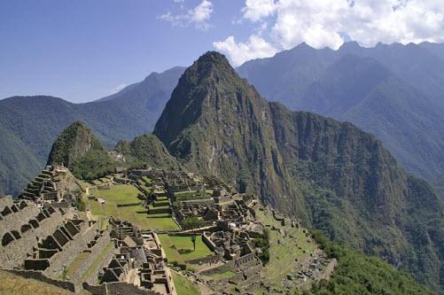 Peru Machu Pichu - travel advice and trip info
