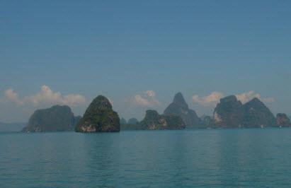 Phuket phang nga bay