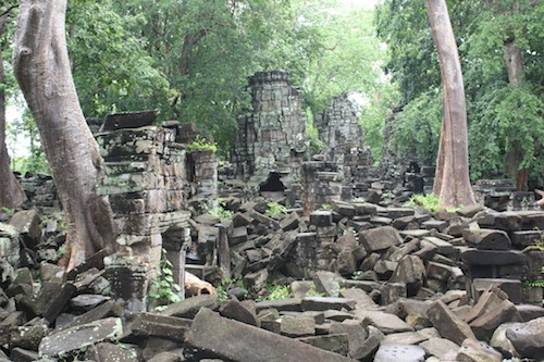 Banteay Meanchey Cambodia  city photo : Banteay Chhmar Temple in Banteay Meanchey Province Cambodia