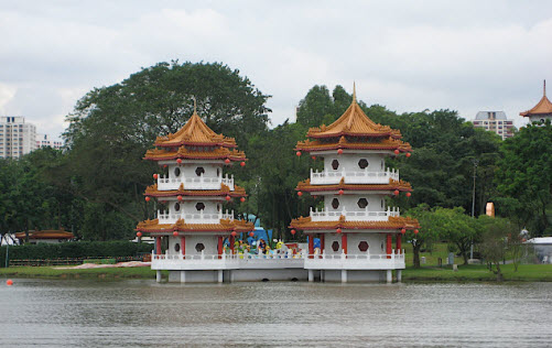 The Chinese Gardens at Jurong Lake