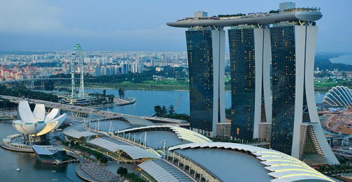 Hotels in Singapore City Centre | Official Site Grand Park