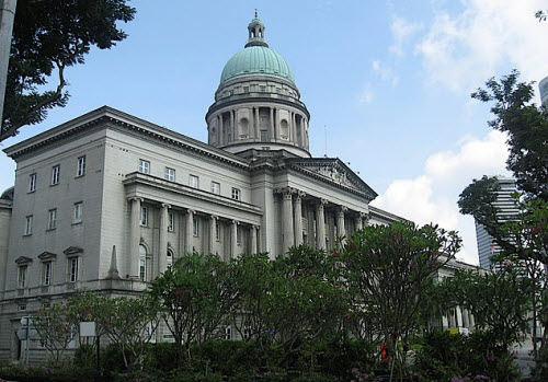 Old Supreme court Singapore
