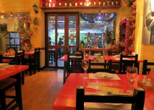 Italian Foods Near Me: Big Mama Pizzeria Italian Restaurant In The Sukhumvit Area