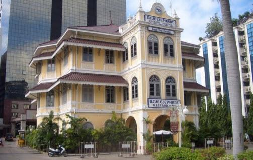 Blue Elephant Restaurant And Cooking School Bangkok