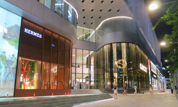 Central Embassy Shopping Mall Bangkok Ploen Chit