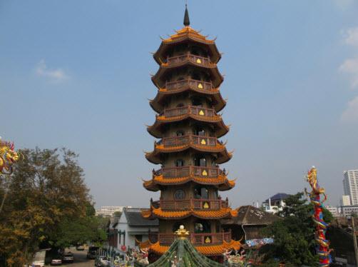 Image result for Che Chin Khor Temple and Pagoda bangkok