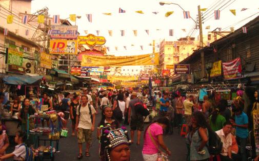 bangkok old city