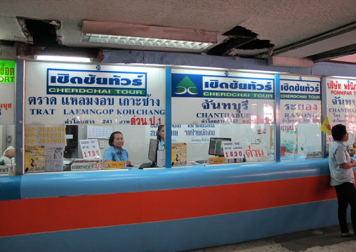 how to buy bus tickets in thailand