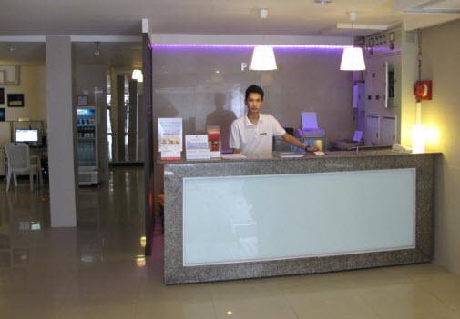 Prince House Hotel Pratunam Bangkok Thailand