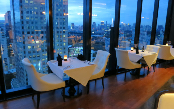 Restaurants And Places To Eat In Bangkok