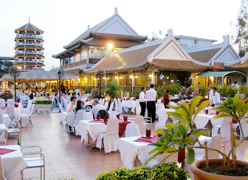 The Royal Dragon Restaurant in Bang Na Bangkok