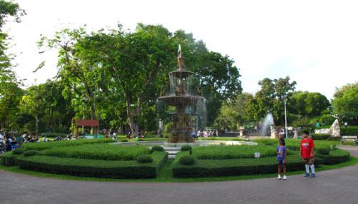 Saranrom Royal Garden Bangkok Thailand