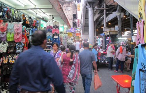 Bangkok Sukhumvit shopping