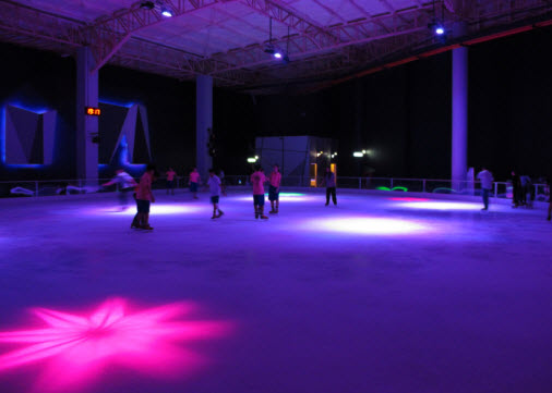 Sub Zero Ice Skate Club and Rink Bangkok