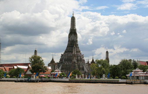 Wat Arun temples in Bangkok - Travel Guide
