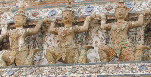 The Kinaree Wat Arun