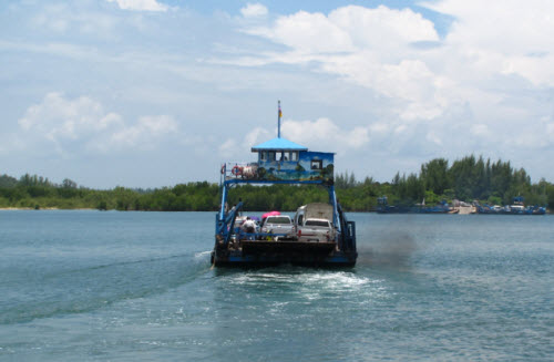 Carferry From Koh Lanta to The