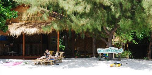 Green View Beach Resort At Pattaya Beach On Koh Lipe