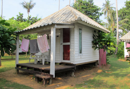 Bungalow At The Koh Mak Cottage