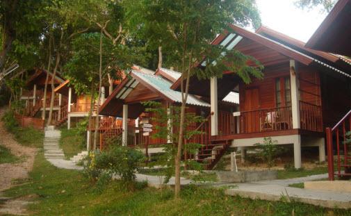 Tubtim Resort in Koh Samet Island Thailand