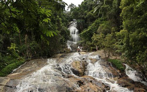The Na Muang Waterfalls of Koh Samui - Travel Guide
