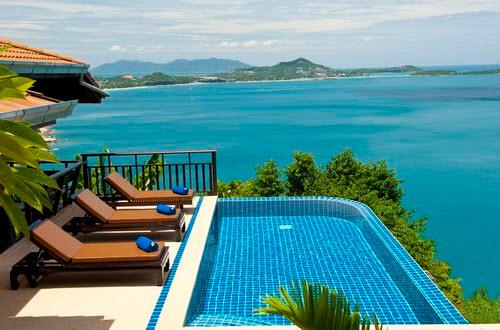 Sandalwood Luxury Villas Near Lamai Koh Samui Island