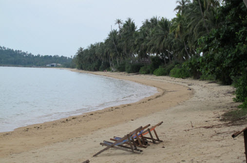 Ngam Taling Beach Koh Samui - Beach Guide