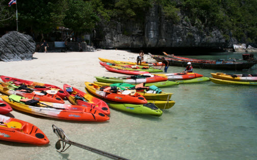 Tours in Koh Samui and around the island Thailand