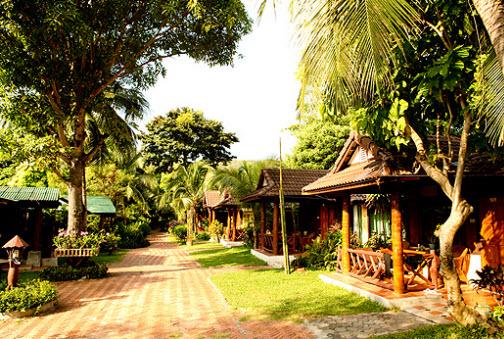 World Resort Mae Nam Beach Koh Samui Thailand